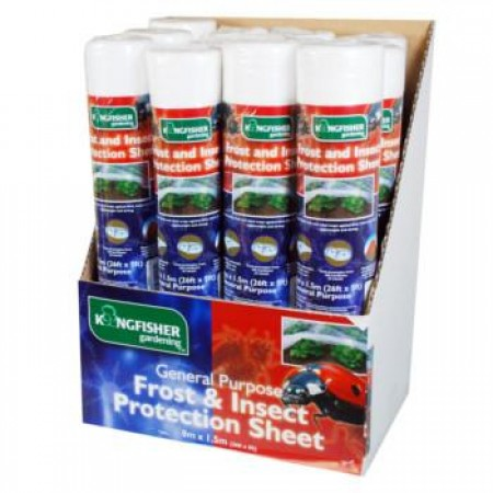 Garden Insect and Frost Protection Fleece
