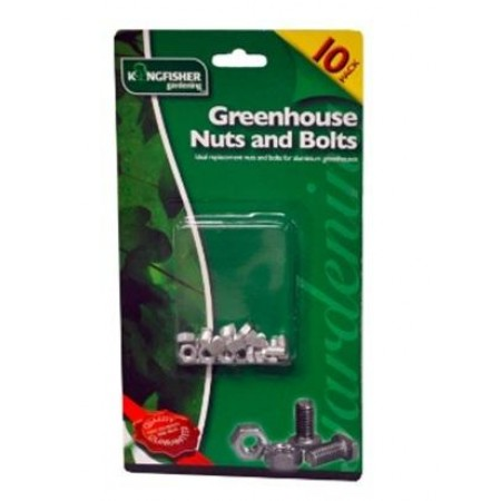 Greenhouse Nuts & Bolts