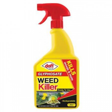 Doff WeedOut (Xtra Tough) Weedkiller RTU - 1L