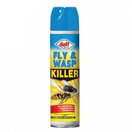 Fly and Wasp Killer Spray