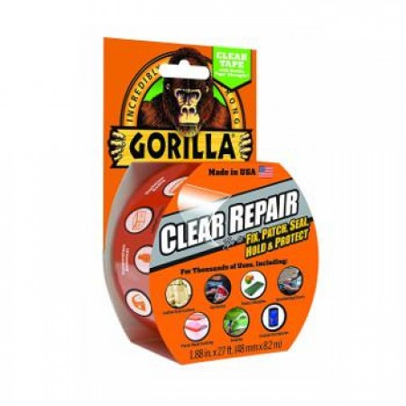 Gorilla Tape Clear Repair tape