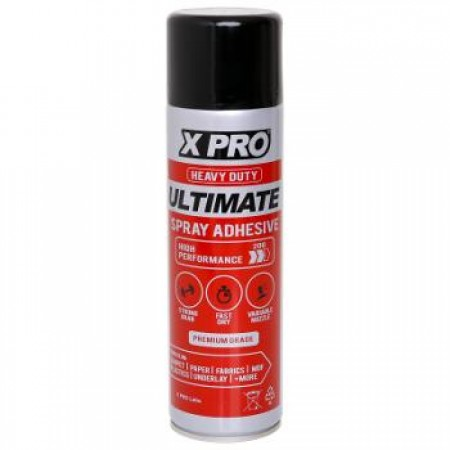 Ultimate Heavy Duty Spray Adhesive