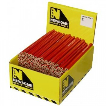 Carpenters Pencils - 100pk