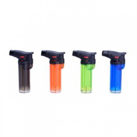 Lighter Jet Flame Angle Gas Torch Transparent