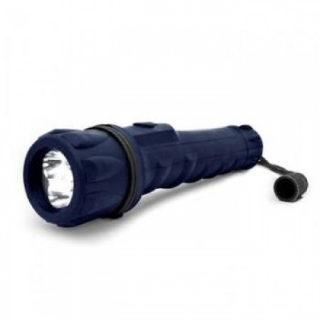 Torch 3 LED Rubber