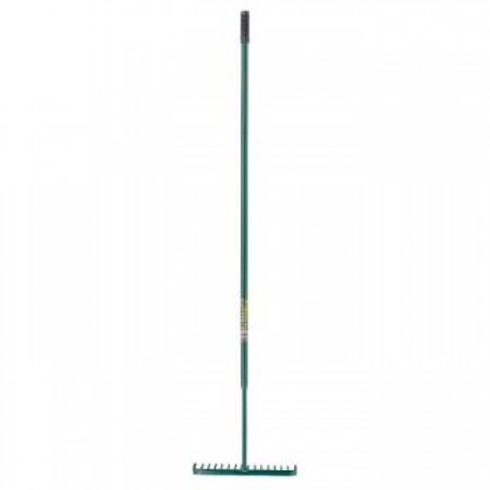 Bulldog Steel Handle Tarmac Rake - 54""