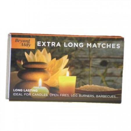 Matches Safety Extra Long
