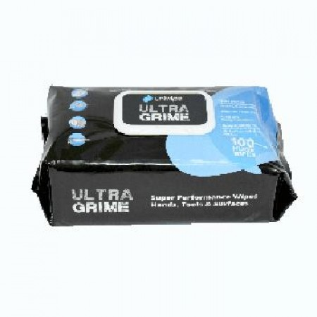 Uniwipe ULTRAGRIME® Pro: Multiuse Wipes (100pc)